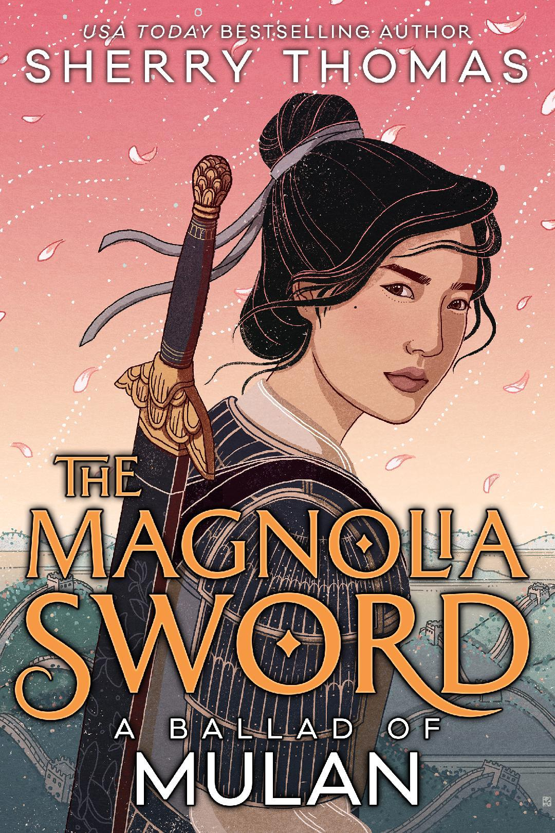 The Magnolia Sword A Ballad of Mulan
