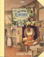 Victorian Kitchen Book Cover